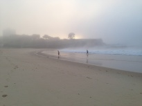 Winter morning, Coogee